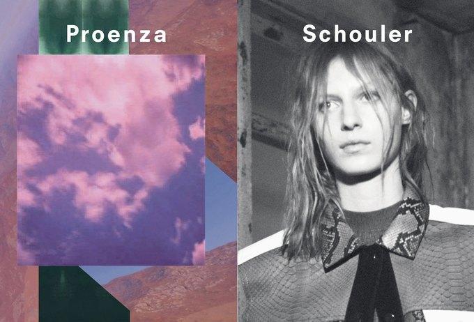 Опубликована новая кампания Proenza Schouler. Изображение № 4.