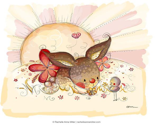 Иллюстратор Rachelle Anne Miller. Изображение № 2.