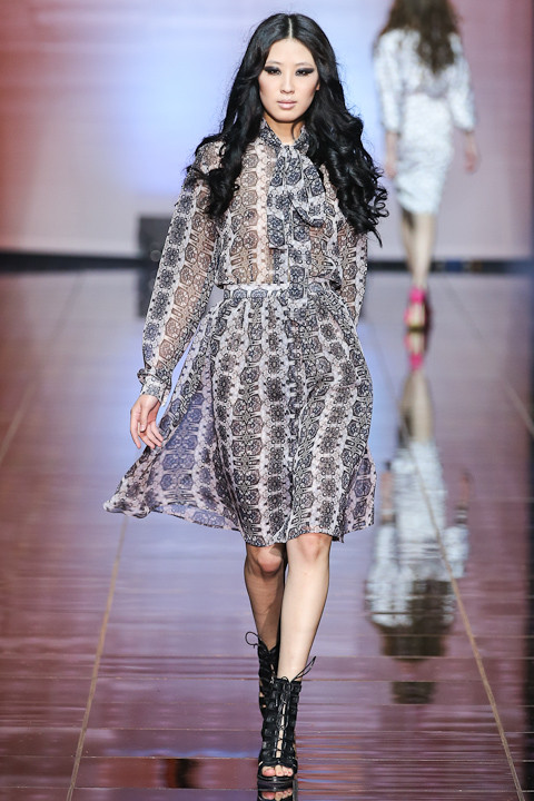 Masha Tsigal Autumn/Winter 12-13 Volvo Fashion Week. Изображение № 42.