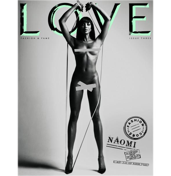 Love Magazine: в поисках иконы. Изображение № 7.