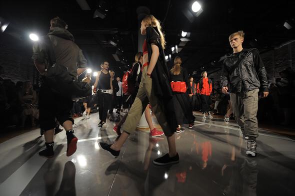 New York Fashion Week: Y-3 SS 2012. Изображение № 10.