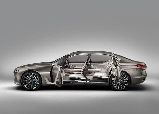 BMW представила концепт-кар с дополненной реальностью. Изображение № 5.