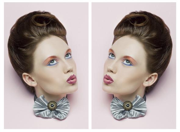 """Дизайнерские бабочки """"ОН-ОНА"""" от дизайнера Анны Поповой. Изображение №24."""