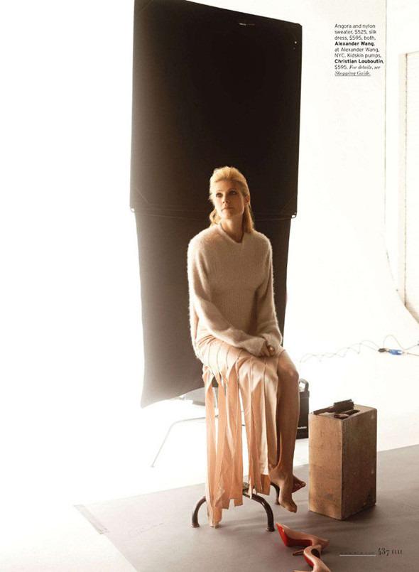 Фотосьемка: Elle US - Гвинет Пелтроу. Изображение № 5.