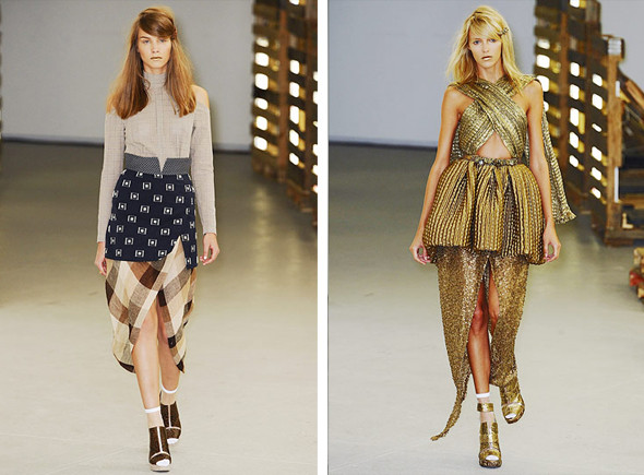 Показы на неделе моды в Нью-Йорке: мнения. Изображение № 6.