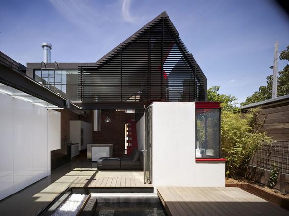 Vader house Andrew Maynard Architects. Изображение № 7.