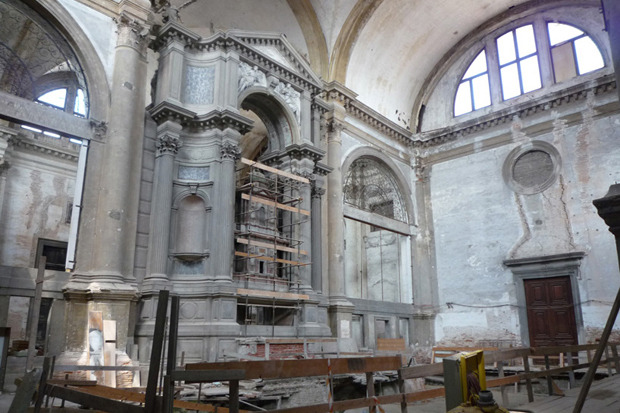 10 главных проектов Венецианской архитектурной биеннале. Изображение № 23.
