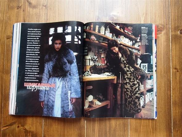 Elle' 97: Зимняя феерия. Изображение № 24.