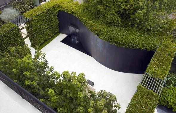 Зеленая резиденция SF от Lutsko Associates. Изображение № 2.