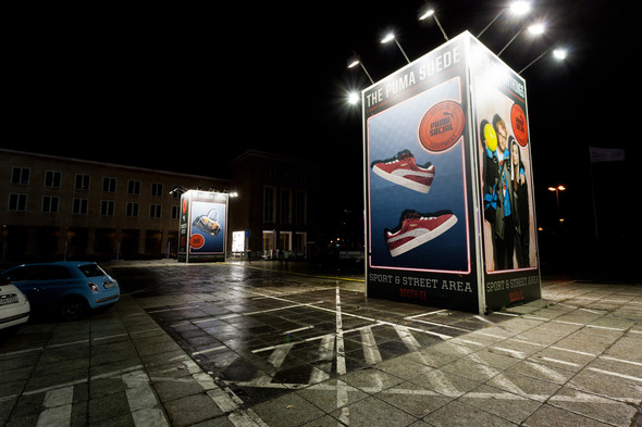 Puma A/W 2012 at Bread & Butter Berlin. Изображение № 19.