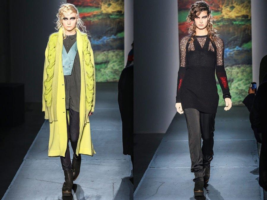 Неделя моды в Нью-Йорке: День 5. Изображение № 20.