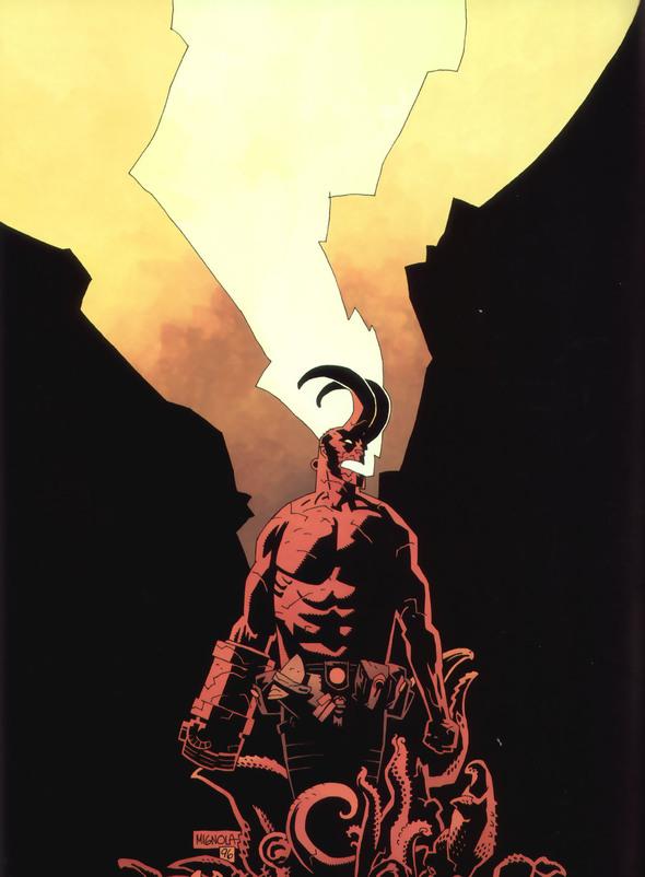 Hellboy. Изображение № 6.