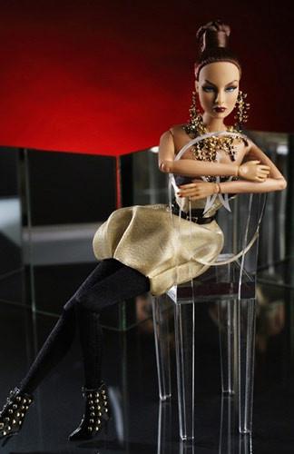 Fashion Royalty. Воплощенный кукольный гламур. Изображение № 15.
