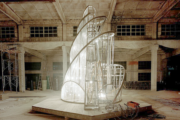 «Фонтан света», 2007. Изображение № 4.