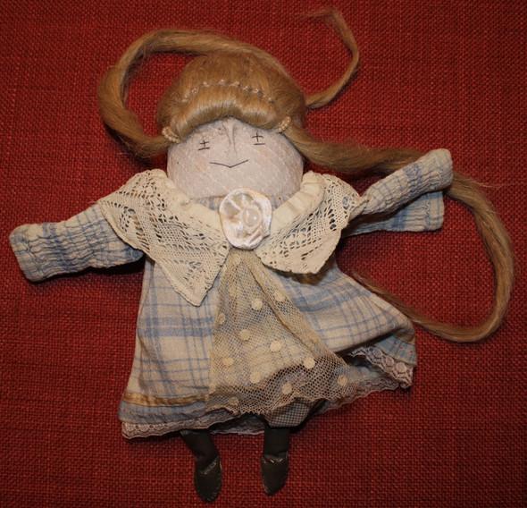Куклы отМарины Беспаловой. Изображение № 11.