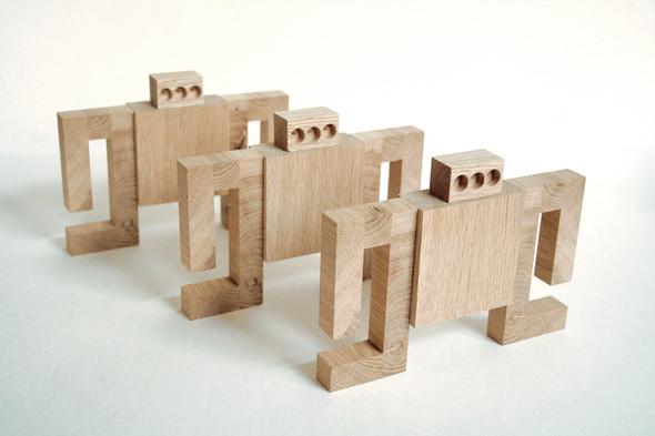 Взрослые тоже дети: дизайнерские игрушки. Изображение № 22.