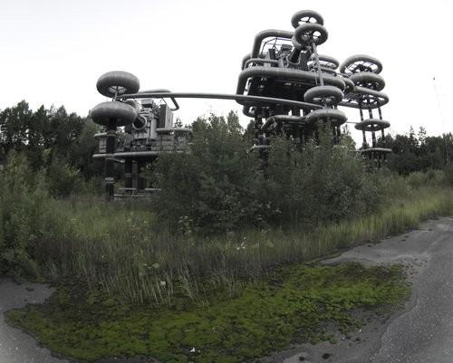Тесла - генераторы в ближнем Подмосковье. Изображение № 3.