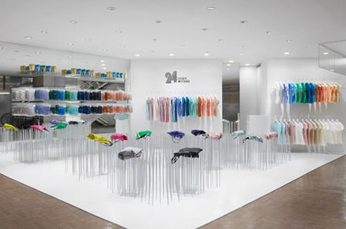 Изображение 2. 20 Великолепных дизайнерских концепций бутиков.. Изображение № 9.
