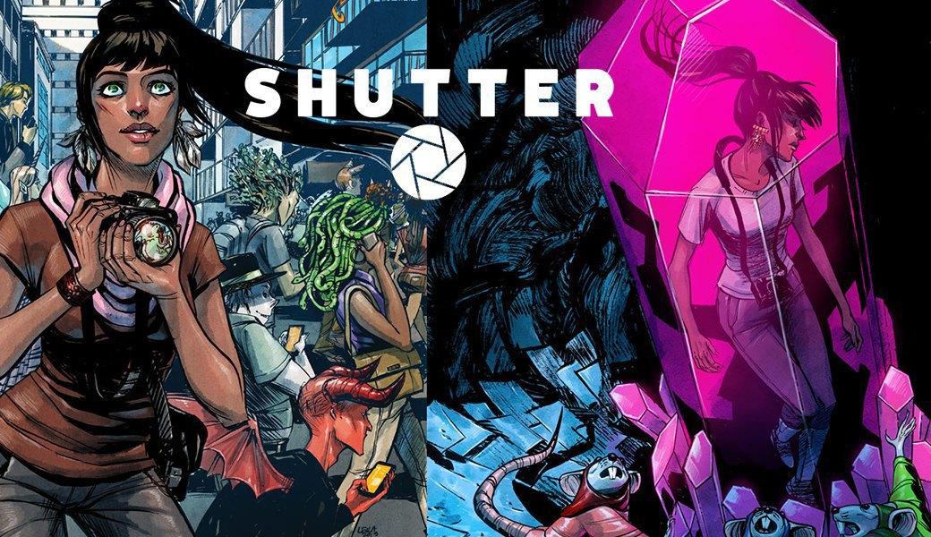 «Никаких зомби и супергероев»: Интервью с создателями комикса Shutter. Изображение № 2.