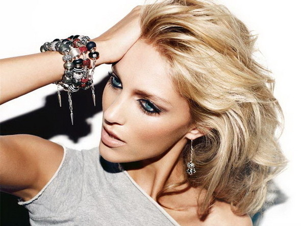 Изображение 4. Аня Рубик в рекламе Apart Jewelry.. Изображение № 4.