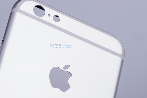 Выложены фото якобы подлинной тыльной стороны iPhone 6s. Изображение № 2.