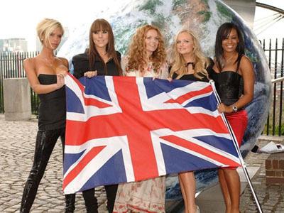 Spice Girls официально воссоединились. Изображение № 1.