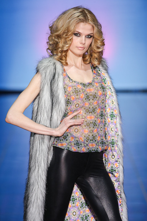 Masha Tsigal Autumn/Winter 12-13 Volvo Fashion Week. Изображение № 24.
