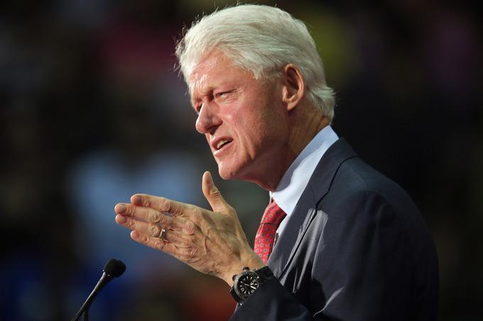 Билл Клинтон . Изображение № 1.