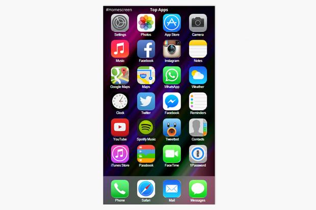 Рейтинг с учётом приложений Apple. Изображение № 2.