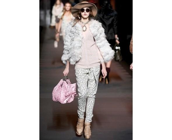 Показ Dior FW 2011. Изображение № 20.