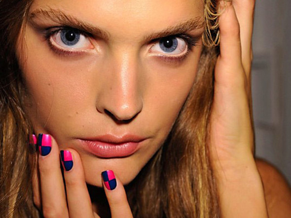 Fashion week: The nails for spring 2012. Изображение № 30.