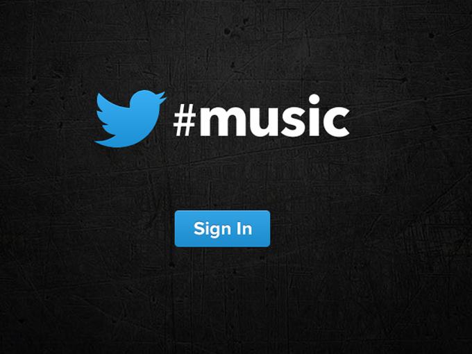 Twitter представил собственный музыкальный сервис . Изображение № 1.