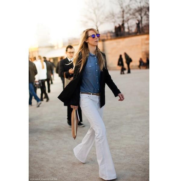 Изображение 154. На полях: 10 тенденций уличного стиля с прошедших недель моды.. Изображение № 154.