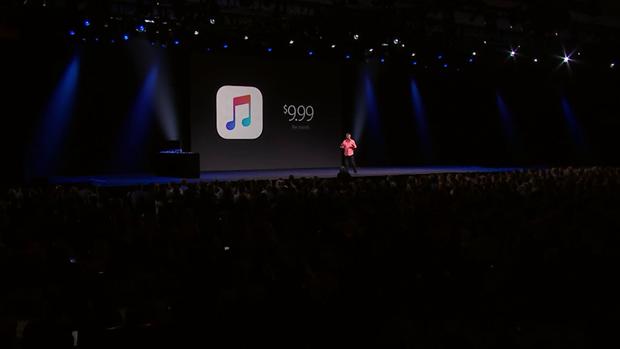 На WWDC представили потоковый сервис Apple Musiс. Изображение № 4.