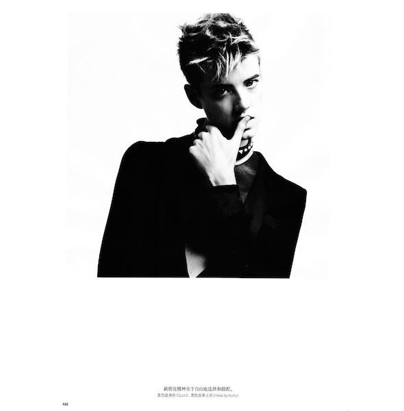 Изображение 40. Съемки: i-D, Interview, POP и Vogue.. Изображение № 47.