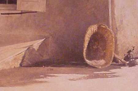 Andrew Wyeth- живопись длясозерцания иразмышления. Изображение № 30.