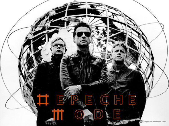 Новый Depeche Mode. Изображение № 1.