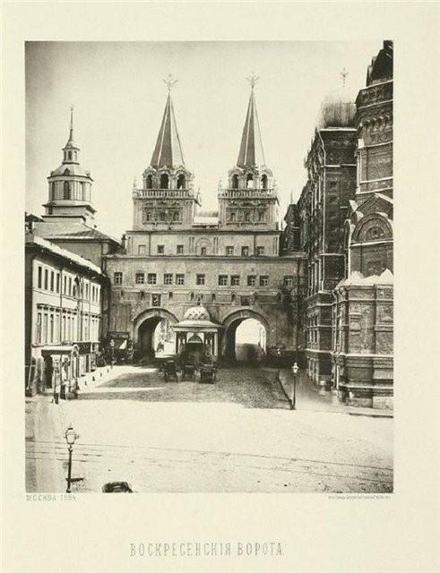 Москва свозь столетия. Изображение № 4.