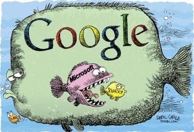 Изображение 1. Google vs. Microsoft: поиски истины... Изображение № 1.