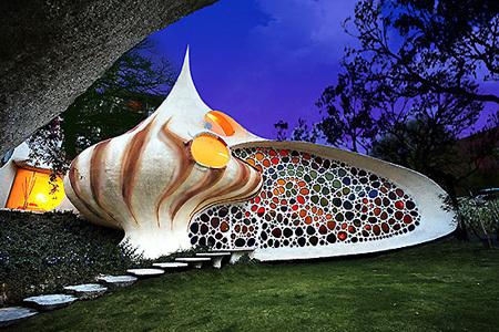 Биоорганическая архитектура: домракушка. Изображение № 1.