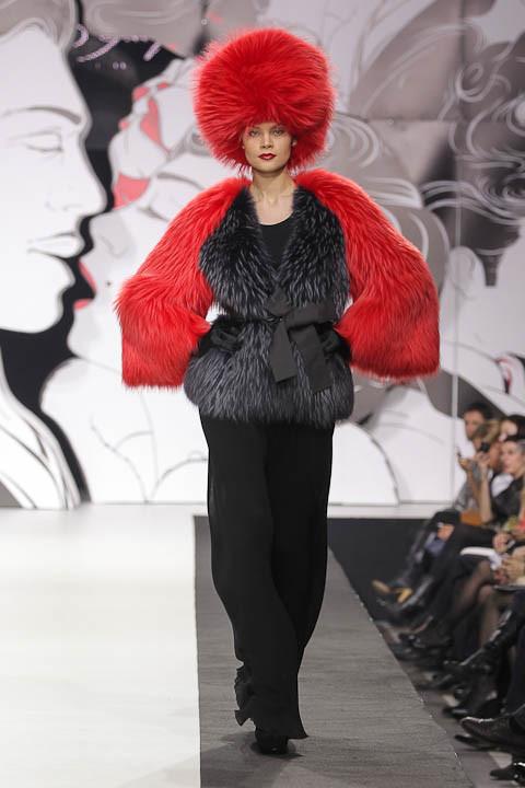 """Коллекция """"La Femme Magnifique"""" Модного Дома Игоря Гуляева. Изображение № 47."""