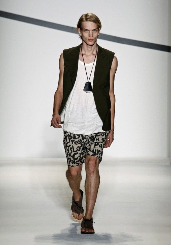NY Fashion Week \ Spring 2011. Изображение № 19.