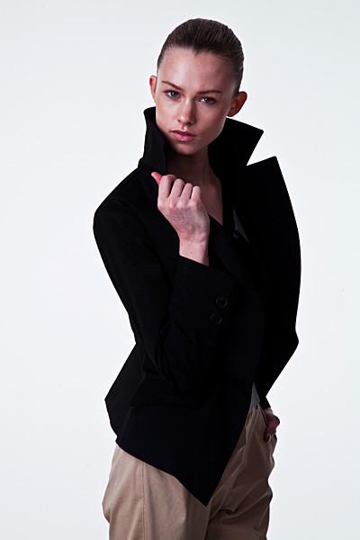 Лукбук: Vivienne Westwood Anglomania SS 2012. Изображение № 1.
