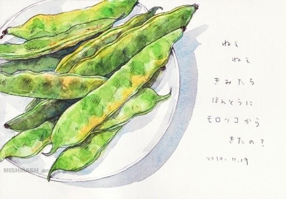 Изображение 63. Второй завтрак японской художницы.. Изображение № 3.