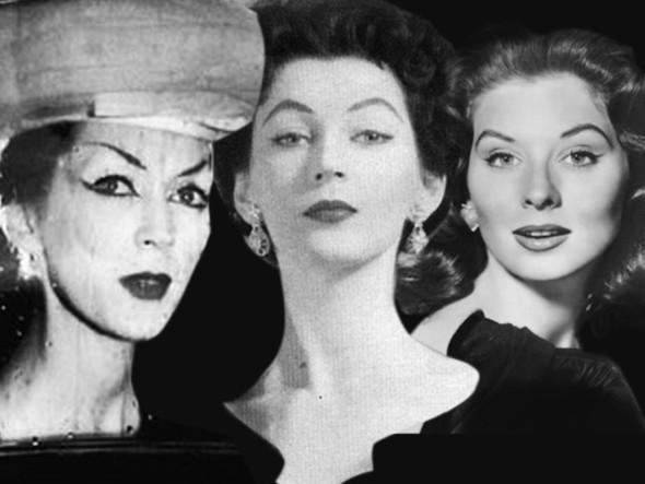 Модная фотография 50х годов. Изображение № 2.