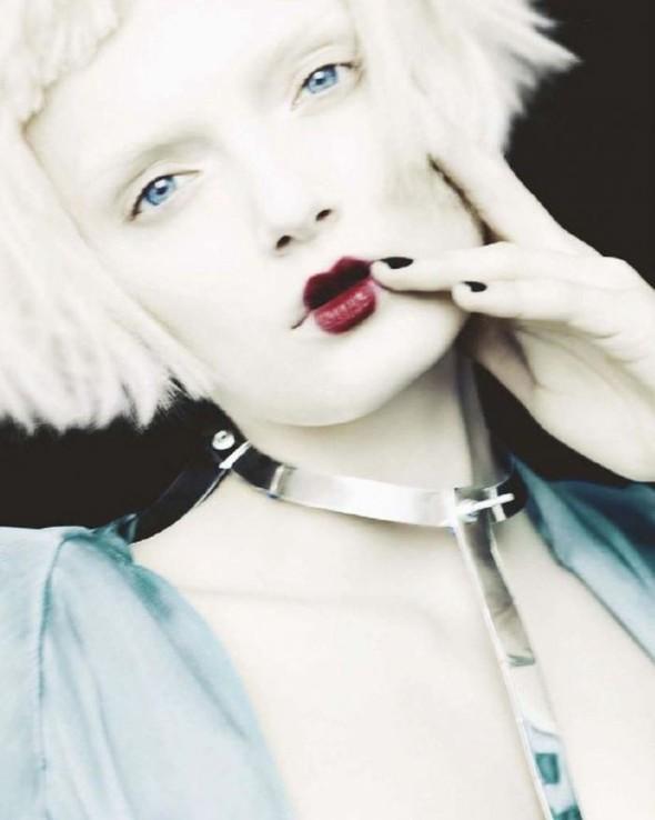 Съемки: Vogue, Numero, Tush и другие. Изображение №18.