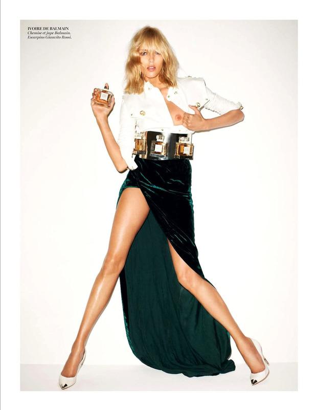 Вышли новые съемки из Bon, Flair, Vogue и других журналов. Изображение № 56.
