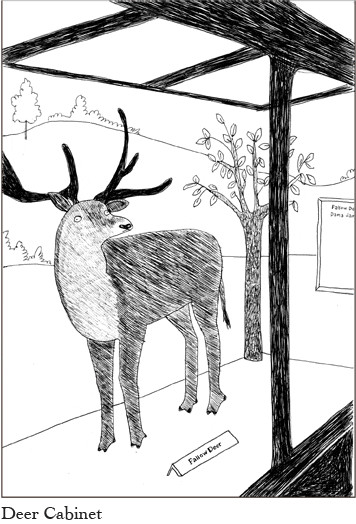 Sarah Knight иллюстратор изHonest Four. Изображение № 12.