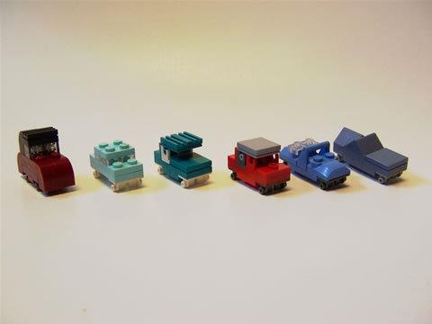 48 креативных LEGO творений. Изображение № 25.