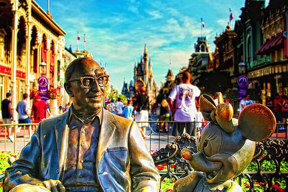 Мир Disneyland. Изображение № 6.